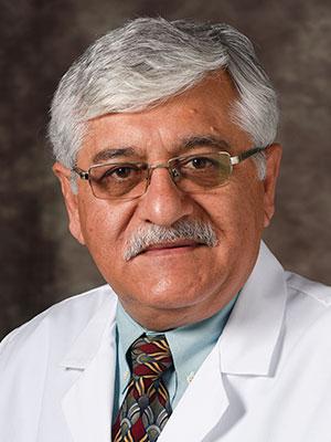 Mobeen H. Rathore, MBBS (MD), CPE, FACPE, FIDSA, FAAP