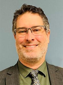 David J. Chesire, Ph.D.