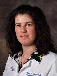 Natalya V. Shneyder, M.D.