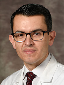 Andres M. Pineda Maldonado, M.D.
