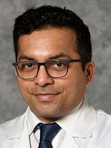 Mayur K. Virarkar, MBBS (MD)