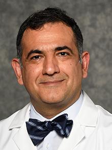 Mehdi S. Mirsaeidi, MD, MPH