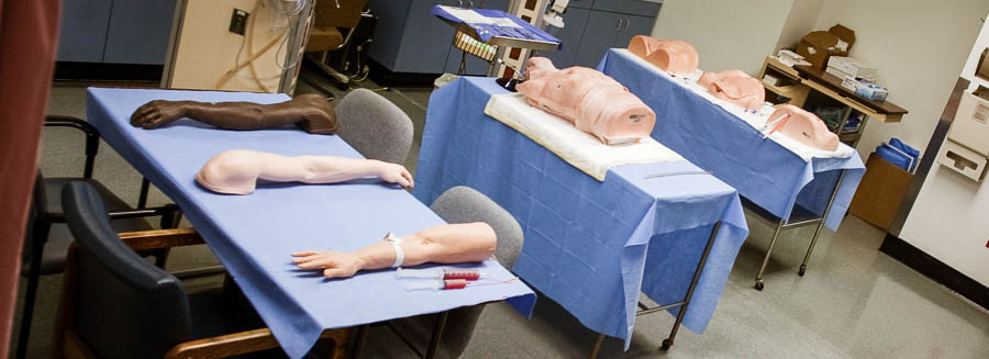 About Simulation Education - Equipment