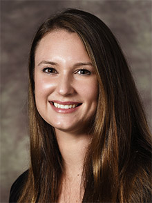 Dani Brown, Assistant Director, Academic Support Services