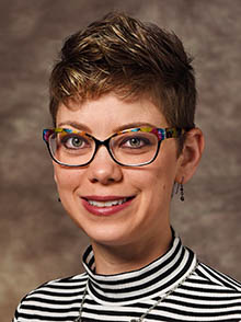 of Jennifer Hamilton, Academic Program Specialist II