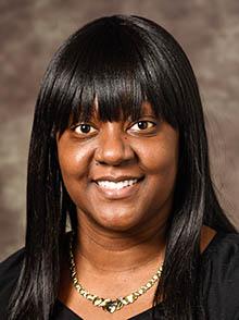 Shadina Williams, Clerkship Coordinator